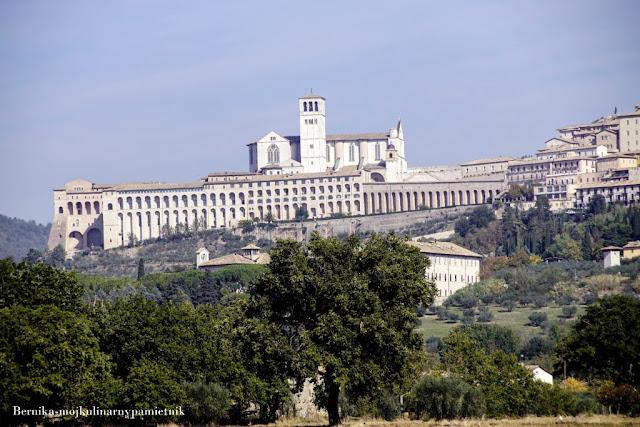 Umbria - Asyż, Perugia i festiwal czekolady