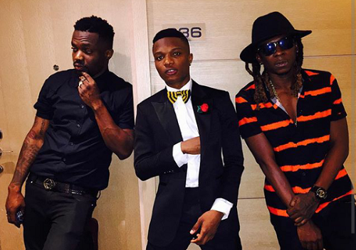 Wow! Wizkid Signs Three Ghanaians To Star Boy Records [Read Details...]