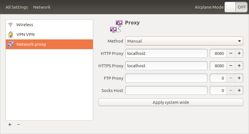 TomTasche - I'm a Javaianer: How to use ZAP proxy to find