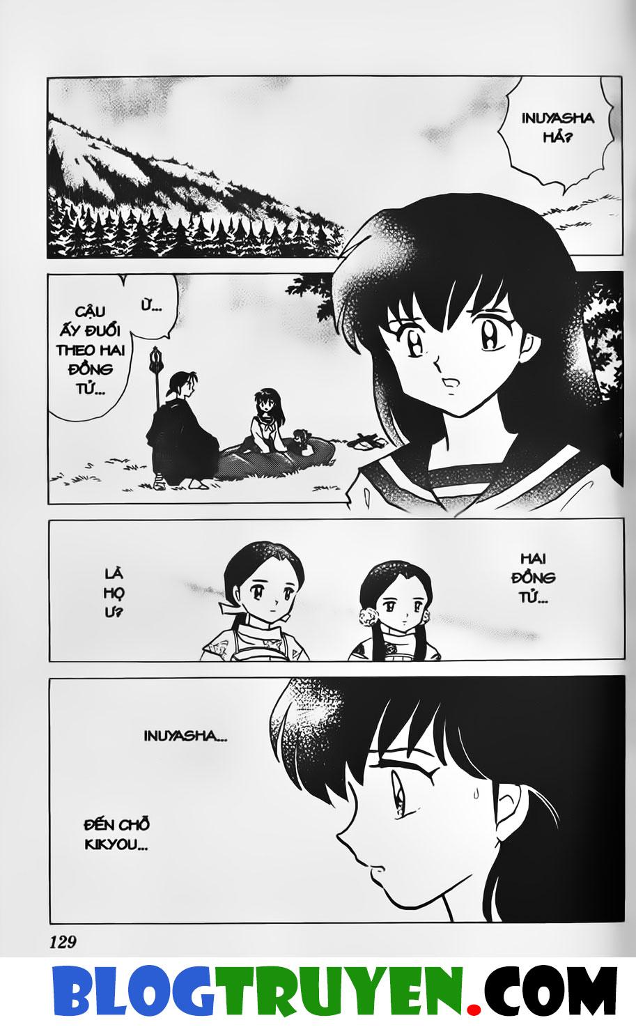 Inuyasha vol 32.7 trang 18