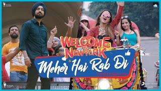 Meher Hai Rab Di from Welcome to New York