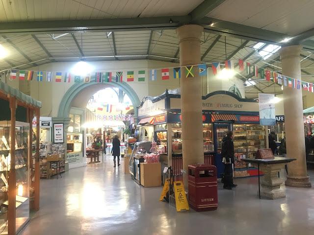 Guildhall Shopping Market - Bath
