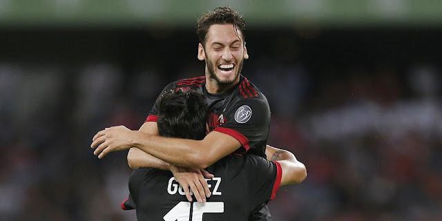 SBOBETASIA - 60 Ribu Tiket AC Milan vs Craiova Sudah Terjual