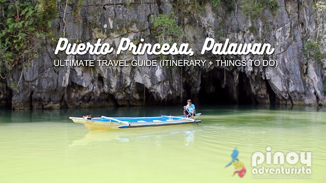 Things to do in Puerto Princesa Palawan Itinerary 2017