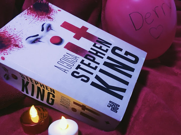 6 MOTIVOS PARA LER IT DE STEPHEN KING