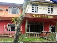 Detail Hotel Akasia Garden Asahan