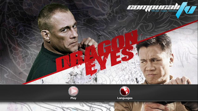 Dragon Eyes DVDR NTSC Español