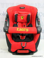 1 BabyDoes BD837 Baby Car Seat with Safety Bar Forward Facing Only