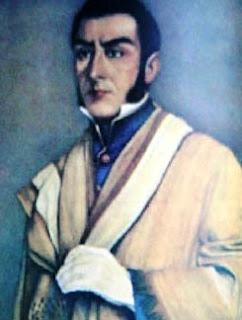 El poncho del general José de San Martin fue tejido por las patricias sanjuaninas para la gesta libertadora que realizó con el cruce de los Andes.