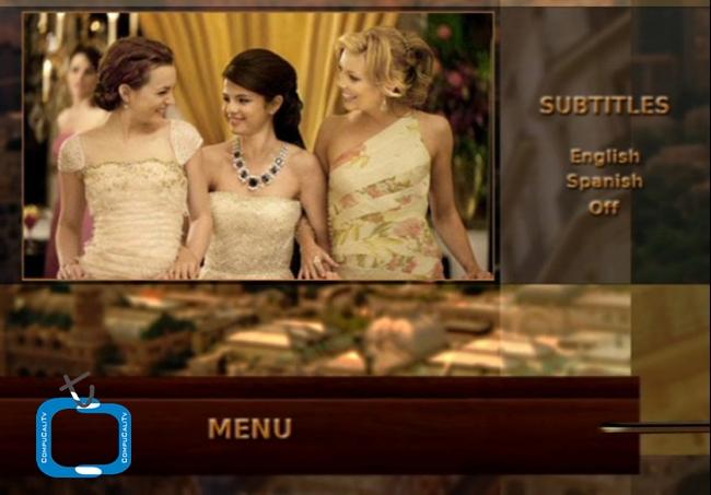 Monte Carlo 2011 [DVDR Menu Full] Español Latino [ISO] NTSC Descargar