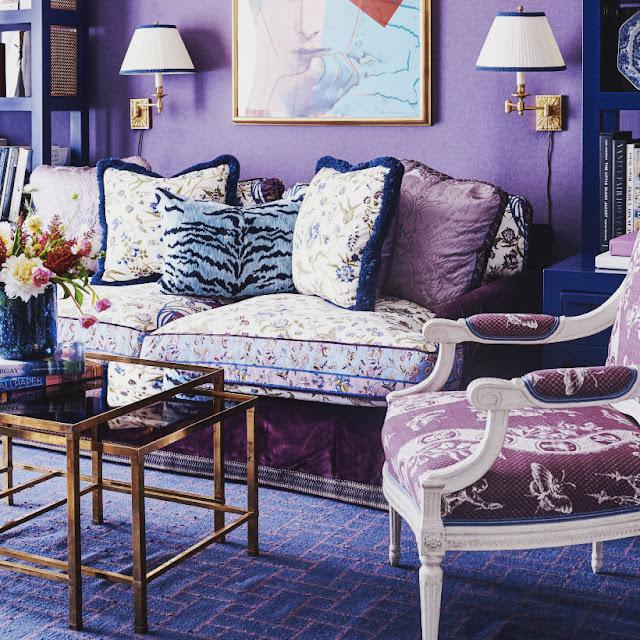 Decor Interior Design by Alex Papachristidis