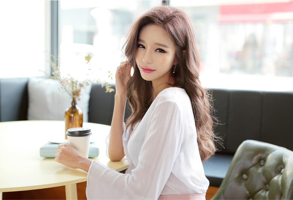 кореянки модели фото мамаша занимается сексом