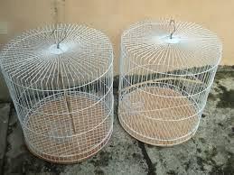 Sangkar burung nan elok: Bahan Untuk Membuat Sangkar Burung