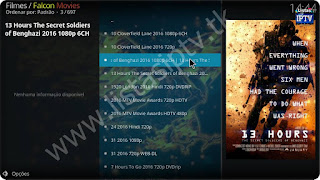 "Como Instalar o Add-on ""Falcon Movies"" no KODI 17 - Filmes e Canais Ao Vivo de todo o Mundo"