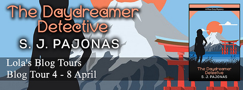 Blog Tour: The Daydreamer Detective by SJ Pajonas – Interview with SJ Pajonas