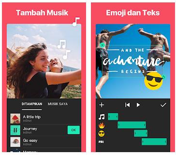 10 Aplikasi Edit Video untuk Instagram Terbaik di Android 2018