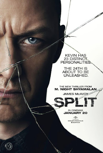 Split (Web-DL 1080p Dual Latino / Ingles) (2016)