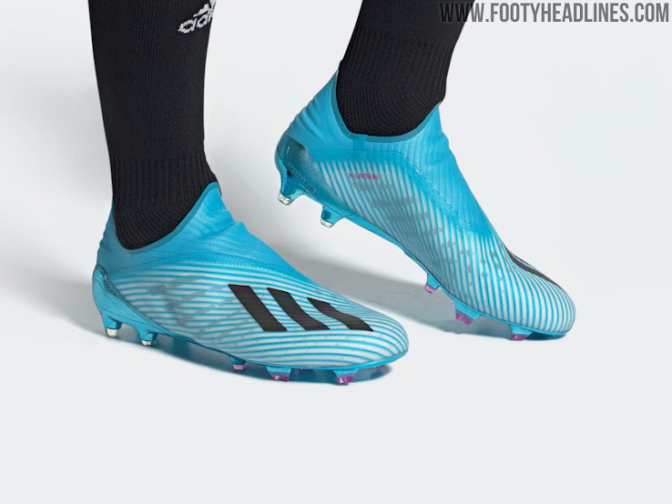 Estereotipo Lugar de nacimiento Perseo  Adidas 'Hard Wired' Pack Released - First 19-20 Collection - Footy Headlines