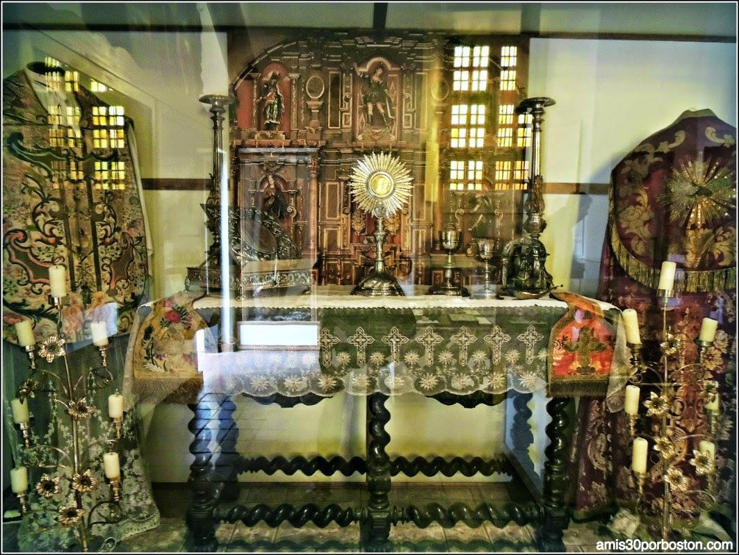 Objetos de Más Valor de la Misión Dolores, San Francisco
