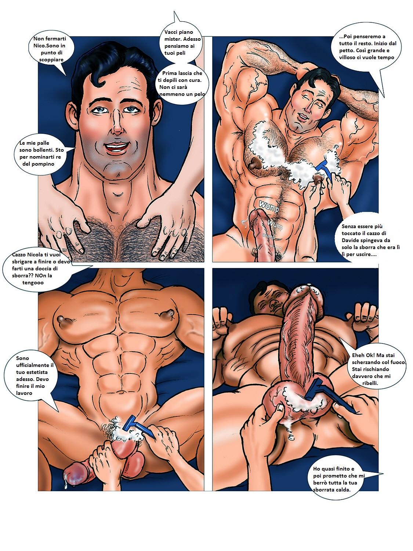 from Nico disegni fumetti gay