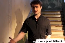 Google+: Daniel Radcliffe starts a video diary