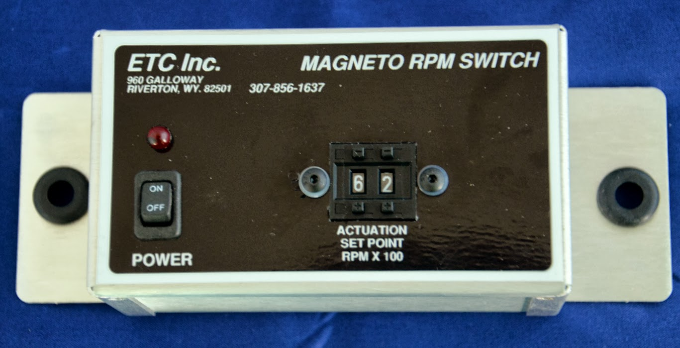 etc rev limiters magneto rpm switch is a unique control device that has been designed to work all mallory magnetos models are also available for the vertex standard internal coil