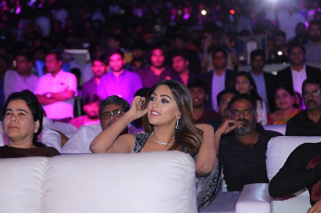Actress Anu Emmanuel Stills at Agnyaathavaasi Audio Launch