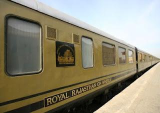 Royal Rajasthan on Wheels Train