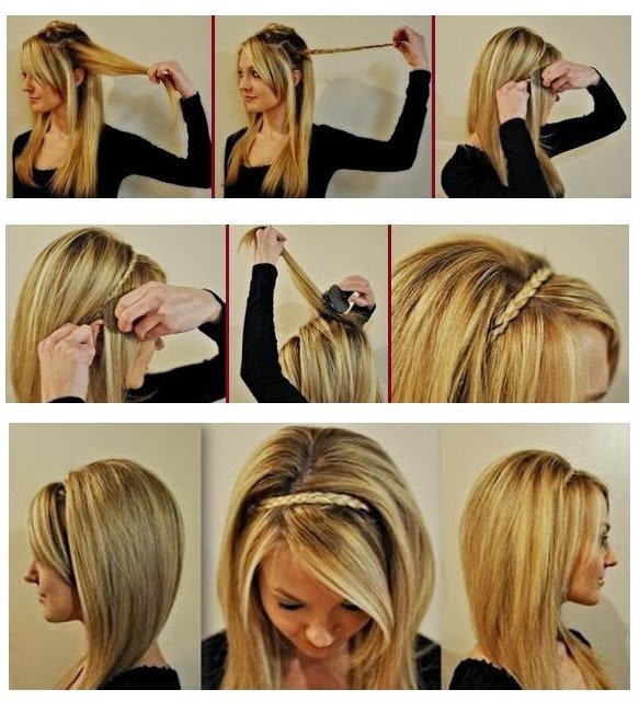Coiffure Cheveux Mi Long Simple A Faire Ivory Hairstyle