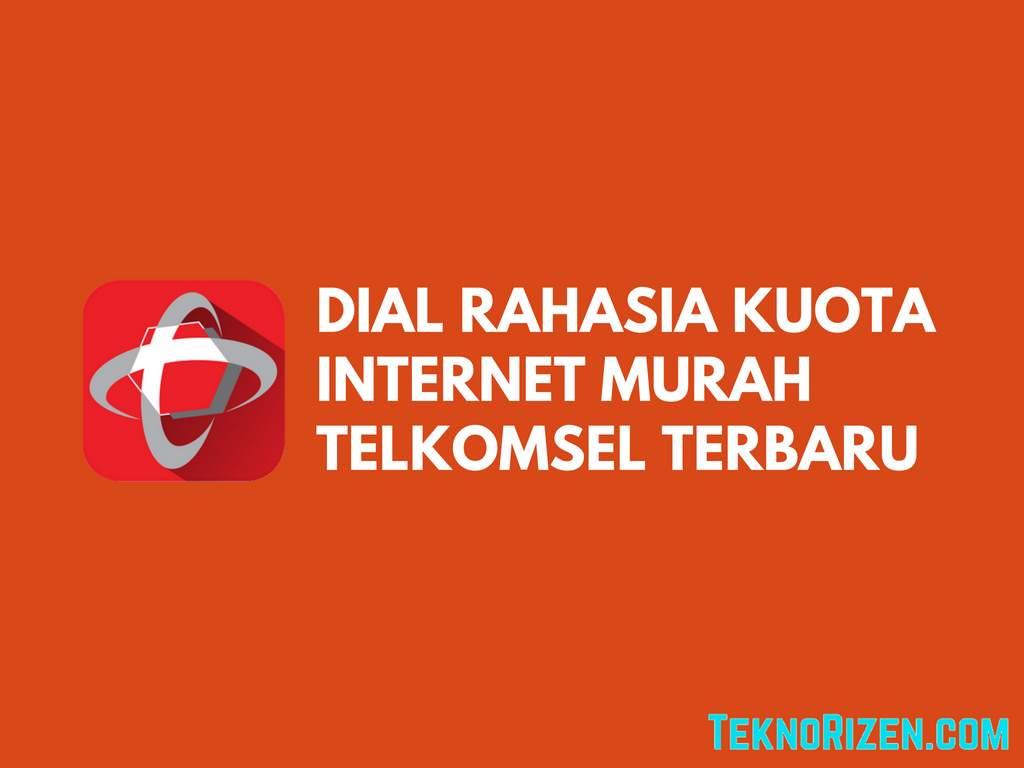 Dial Rahasia Paket Kuota Murah Telkomsel Terbaru 2019 Teknorizen Com