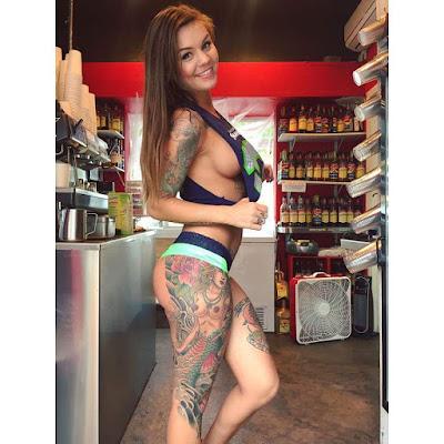 Chica Tatuada de la Semana #6