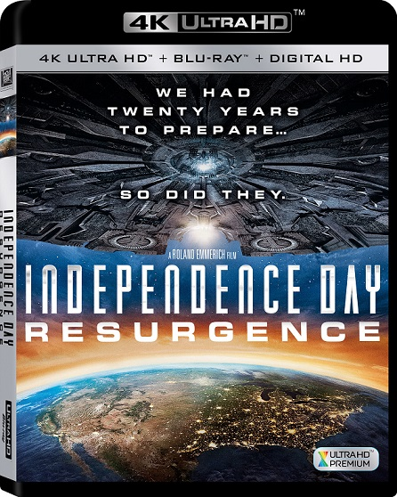 Independence Day: Resurgence 4K (Día de la Independencia: Contraataque 4K) (2016) 2160p 4K UltraHD HDR BluRay REMUX 38GB mkv Dual Audio Dolby TrueHD ATMOS 7.1 ch