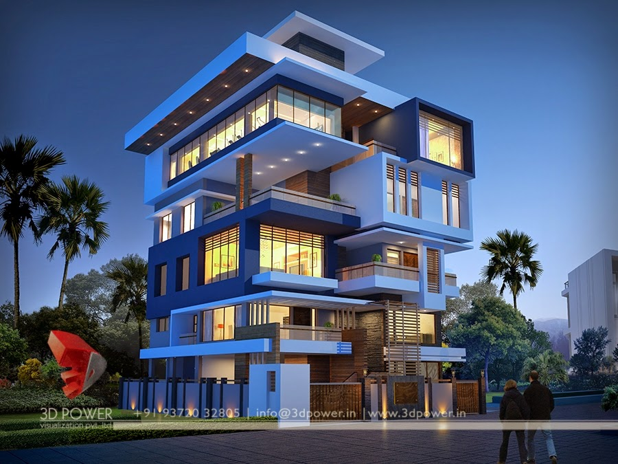 Ultra Modern Home Designs Home Designs Home Exterior Design House Interior Design