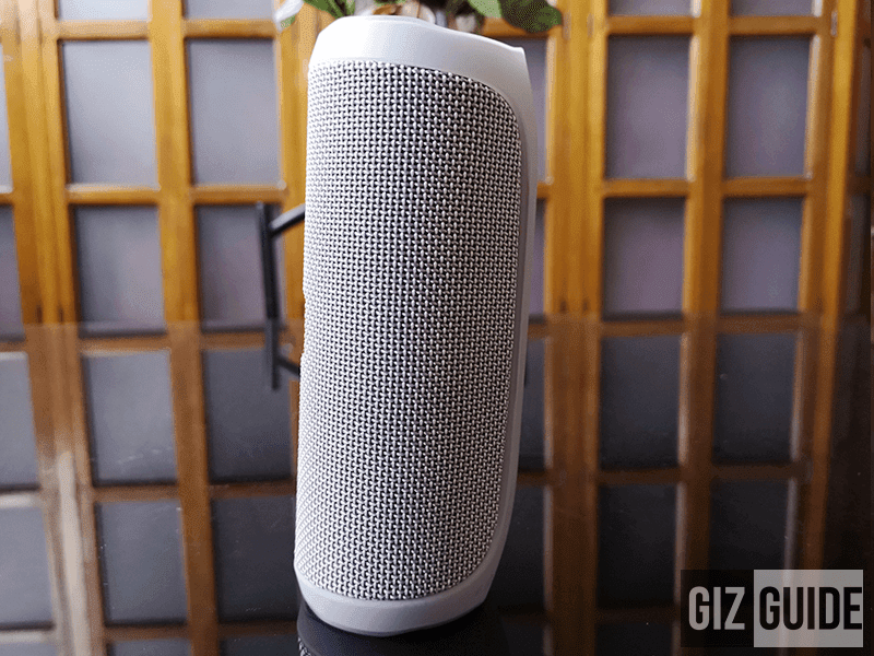 Feature-rich speaker!