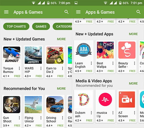 5 Best Places To Find New Android Apps