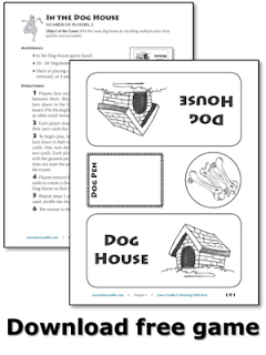 Classroom Freebies: Free Common Core Aligned Math Game