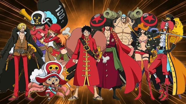 One Piece Film Z (1/1) (395MB) (HDL) (Sub Español) (Mega)
