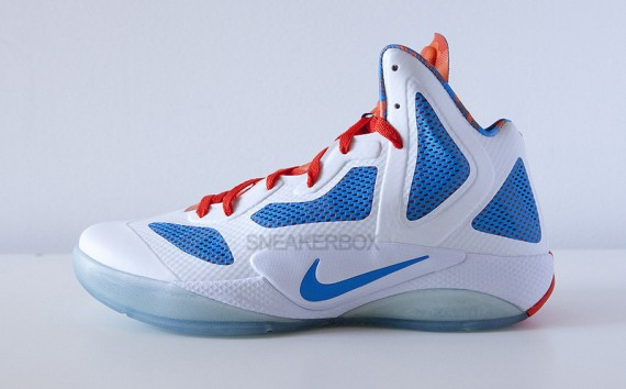 outlet store 87ecb 0cbf4 Nike Hyperfuse 2011- Russell Westbrook and Rajon Home PE s Rondo