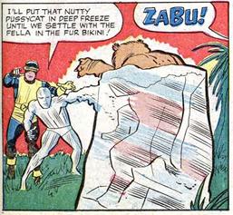 X-Men 10 Ka-Zar Iceman