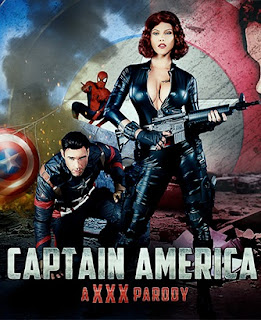 Captain America : A XXX PARODY