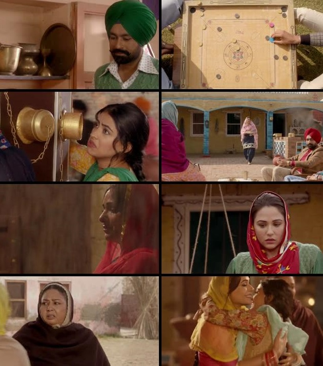 Rabb Da Radio 2017 Punjabi 720p HDRip Free Download