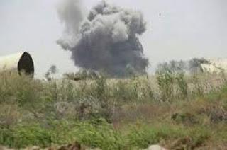 عاجل مقتل عدد من عناصر داعش خلال دخولهم مضافة مفخخة في محافظة ديالى