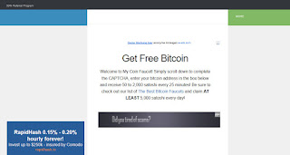 How to make money online at Mycoinfaucet