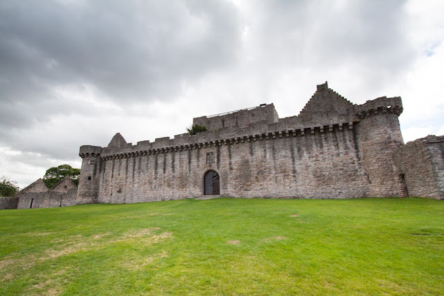 Craigmillar castle-Dintorni di Edimburgo