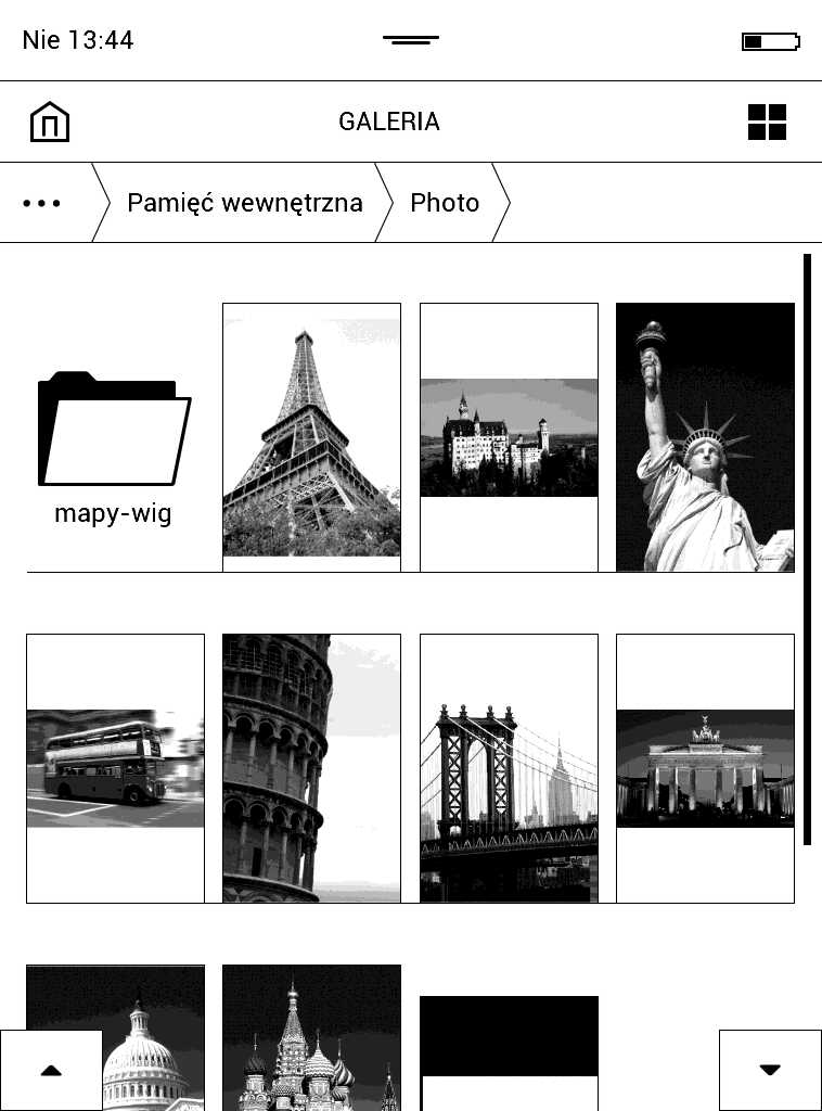 PocketBook Aqua 2 – galeria zdjęć