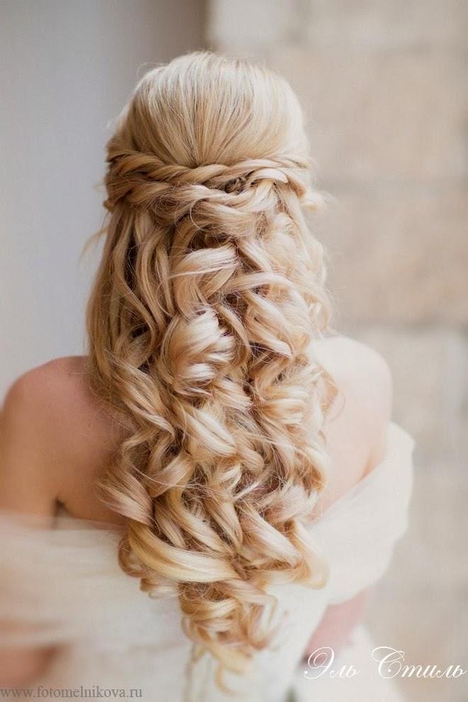 Friyura Te Bukurawedding Hairstylesfrizura Te Thjeshtafrizura