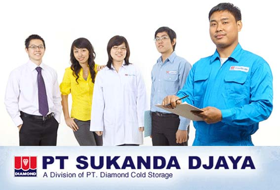 PT Sukanda Djaya - Diamond Cold Storage