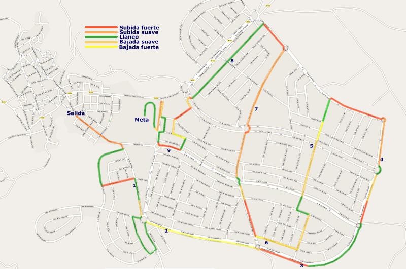 Paracuellos Del Jarama Mapa.Vi Carrera Popular Paracuellos De Jarama La Trastoteca