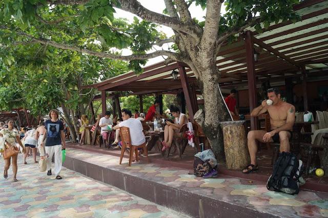 Phi Phi Don restaurante