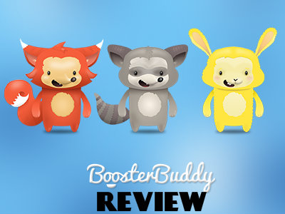 App Review- Booster Buddy!